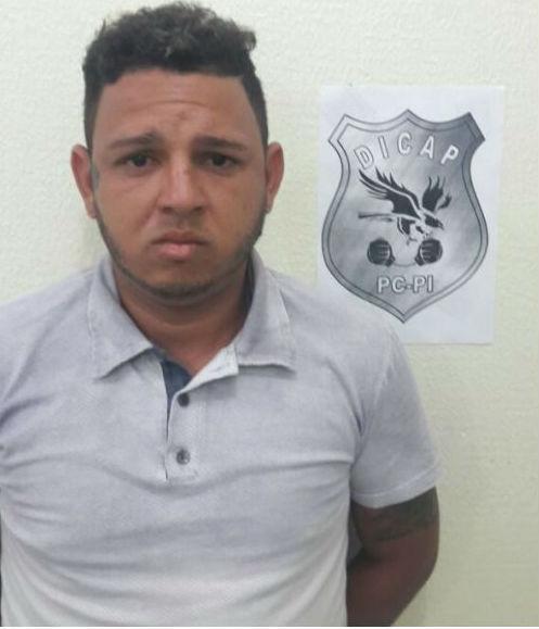 Wilberson Sousa da Silva (Crédito: Divulgação/Polícia Civil)
