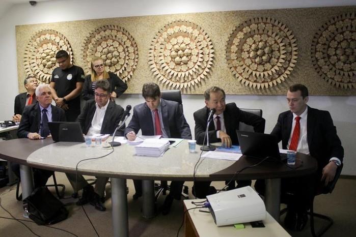 Audiência pública na Comissão de Fiscalização e Controle, Finanças e Tributação da Assembleia Legislativa  (Crédito: Alepi)