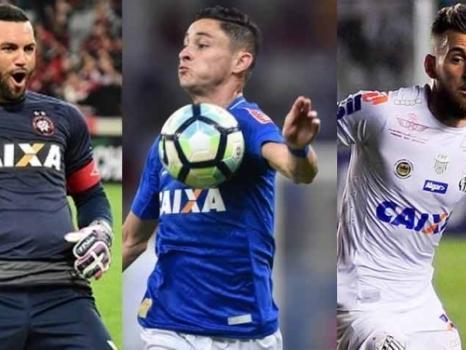 Palmeiras espera fechar com Weverton, Lucas Lima e Diogo Barbosa