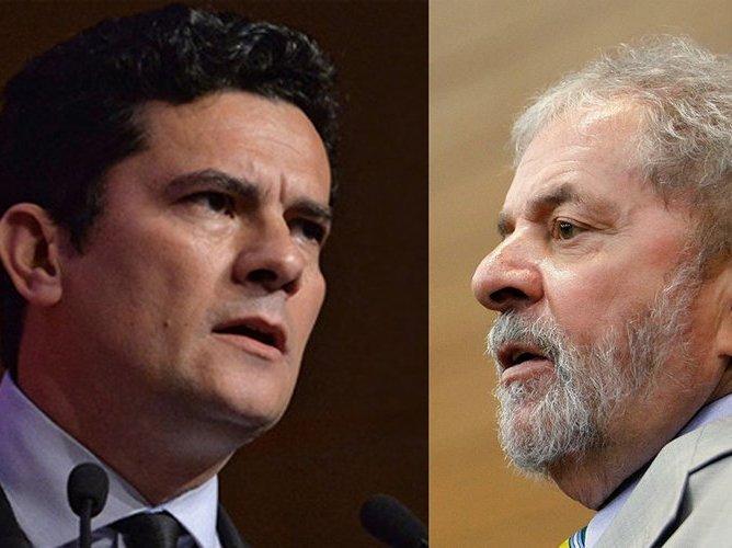 Moro autoriza deslacre e libera acervo presidencial de Lula