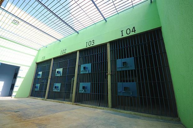 Penitenciária de Campo Maior será inaugurada nesta segunda-feira