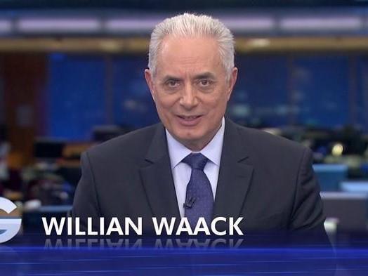 Saiba quem vazou o vídeo de William Waack com comentário racista