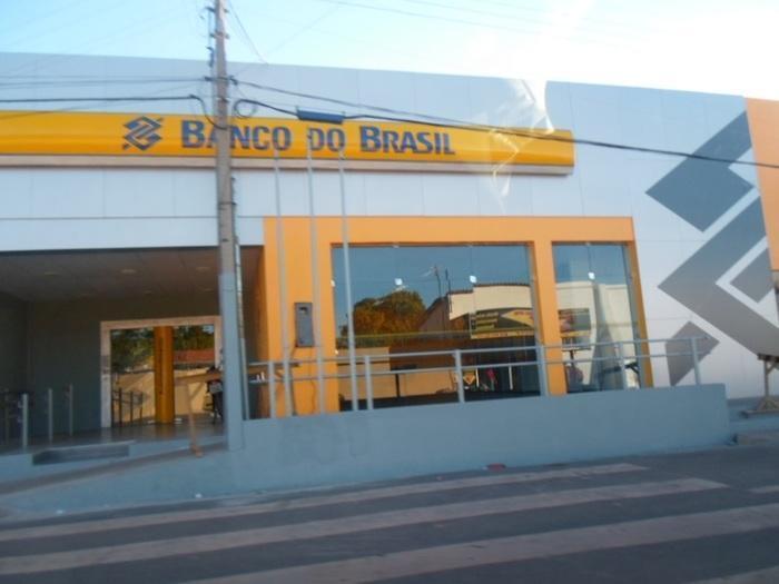 Banco do Brasil de Miguel Alves (Crédito: Reprodução)