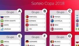 Brasil estreia na Copa contra Suíca, depois Costa Rica e Sérvia
