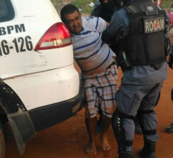 Vereador Raimundo Barbosa de Sousa (Crédito: Polícia Militar)