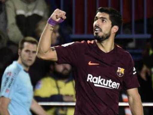 Barcelona vence Villarreal com atuação de Suárez e Lionel Messi