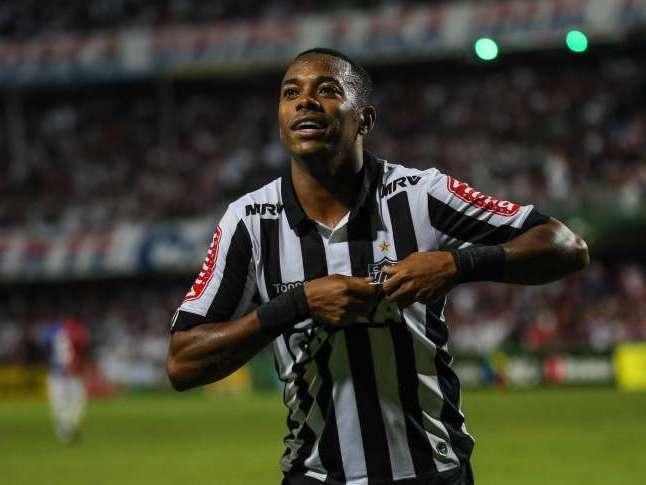 Agente de Robinho faz criticas ao novo presidente do Santos