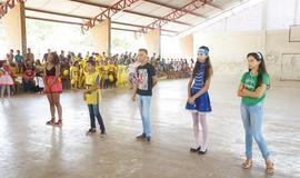 Escolas municipais realizam 1ª gincana
