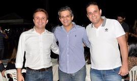 Prefeito Junior Bill prestigiam festa de aniversário de Miguel Leão