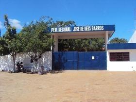 Detento é encontrado morto em penitenciária no Sul do Piauí