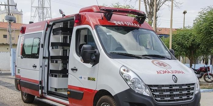 Campo Maior será contemplado com ambulância e kits odontológicos