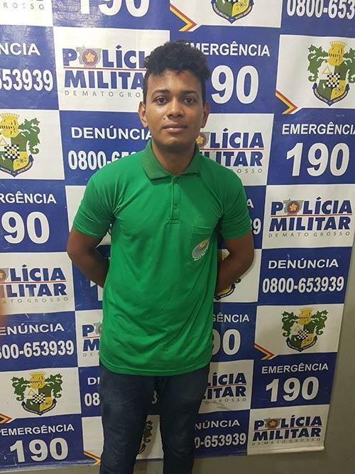 Marcelo Rodrigues dos Santos foi preso