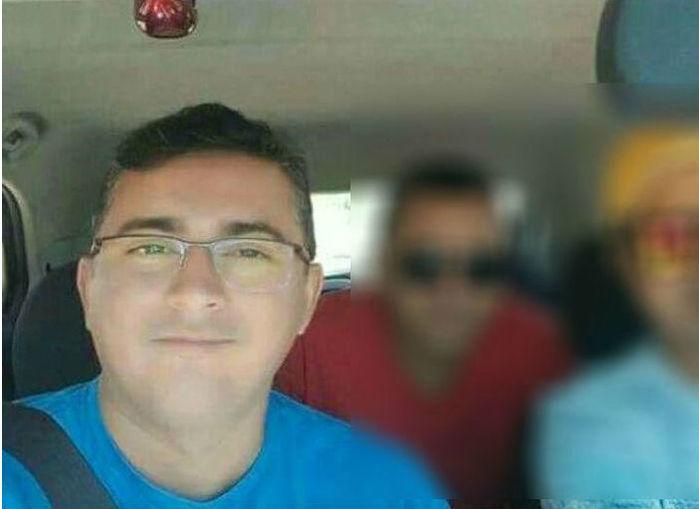 Capitão da Polícia Militar Alisson Wattson da Silva Nascimento  (Crédito: Reprodução)