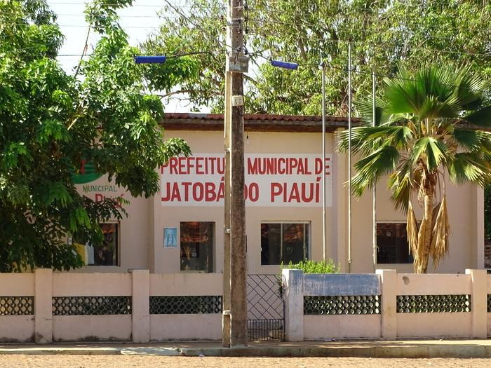 Prefeitura municipal de Jatobá (Crédito: Tony Sobrinho)