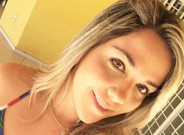 Estudante de direito Camilla Abreu (Crédito: Reprodução)