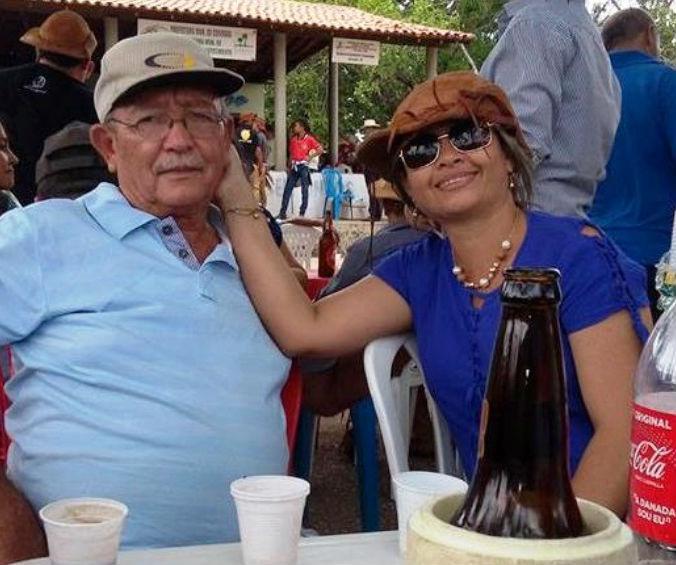 Mulher posta foto ao lado do marido antes de morrer em acidente (Crédito: Reprodução)