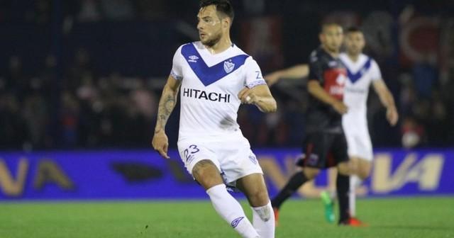 Leandro Desábato jogou toda a carreira no Vélez (Crédito: Reprodução)