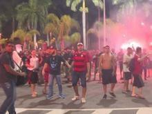 Após confusão no hotel, Conmebol abrirá processo contra o Flamengo