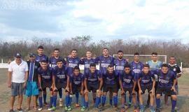 Fubuia é finalista da copa regional de futebol de Capitão de Campos