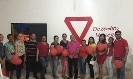Secretaria de saúde realiza palestra sobre a AIDS