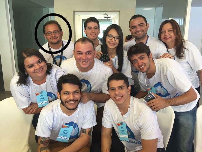 Equipe Portal Meio Norte (Crédito: Reprodução/facebook)