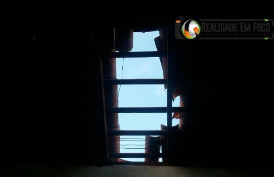 Escola Municipal é arrombada pela 8ª vez em José de Freitas
