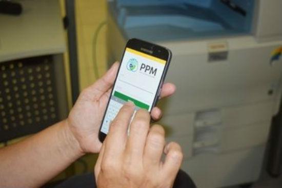 Piauí Na Palma da Mão está sendo desenvolvido pela Agência de Tecnologia da Informação do Piauí (Crédito: Reprodução)