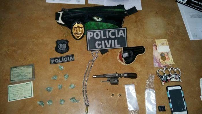 Dois suspeitos de tráfico de drogas são presos em Juazeiro do Piauí