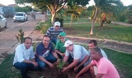 Secretário do Meio Ambiente visita a cidade de Santo Inácio