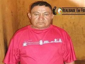 Acusado de estuprar criança de 3 anos é preso em José de Freitas