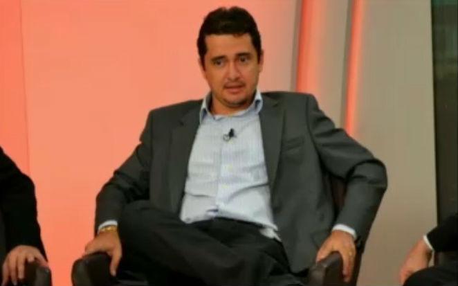 Luciano Fonseca, prefeito do município de Bertolínia (Crédito: Rede Meio Norte)