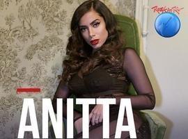 Anitta é confirmada para o Rock In Rio em 2019