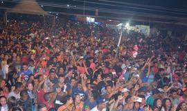 Aniversário da cidade arrastou 6 mil pessoas