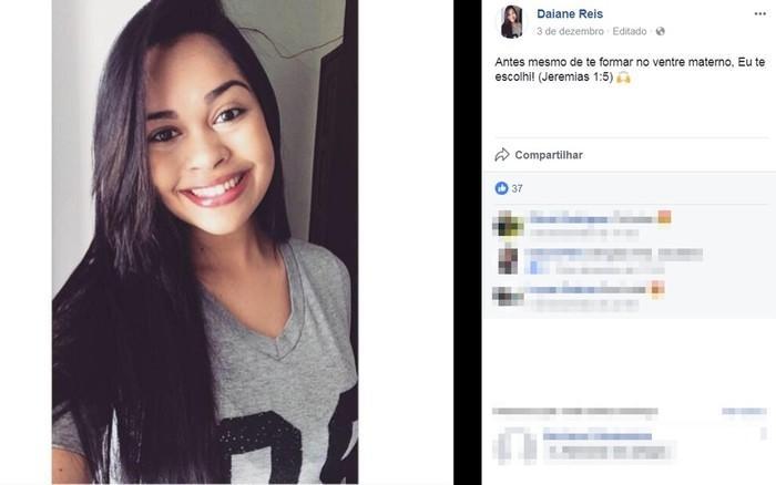 Jovem de 25 anos foi encontrada morta em matagal (Crédito: Reprodução)