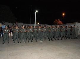 Aconteceu a I Graduação do Pelotão Mirim de Ipiranga do Piauí