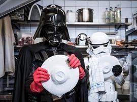 Como seria se Darth Vader precisasse procurar um emprego