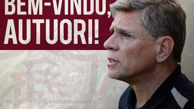 Fluminense confirma Paulo Autuori como novo diretor de futebol