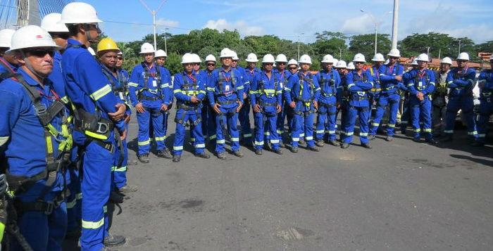 Equipe se prepara para cortes de energia em Teresina (Crédito: Eeletrobras)