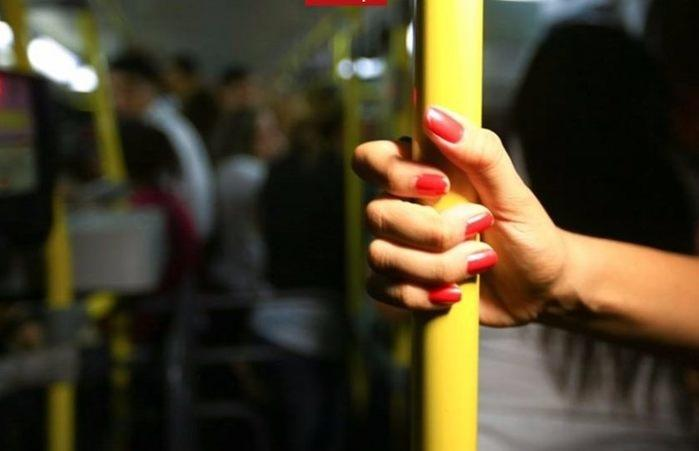 Homem é preso por passar a mão em partes íntimas de mulher em BSB