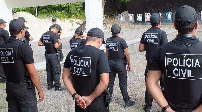 Concurso da Polícia Civil do Maranhão (Crédito: Reprodução)