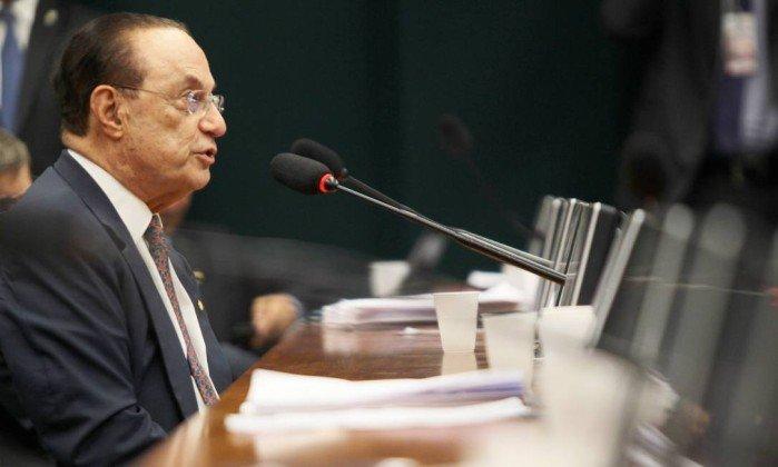 Deputado federal Paulo Maluf (PP-SP) (Crédito:  Jorge William / Agência O Globo)