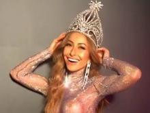 Sabrina Sato posa sensual para ensaio de Carnaval