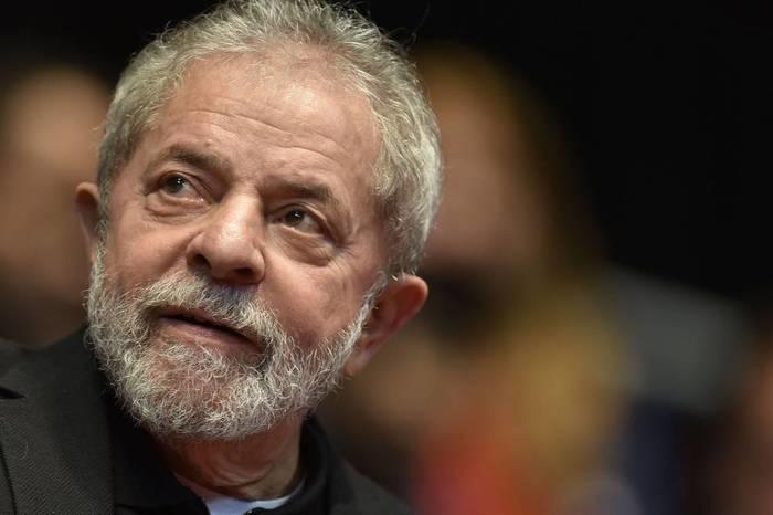 Ex-presidente Lula (Crédito: AFP)