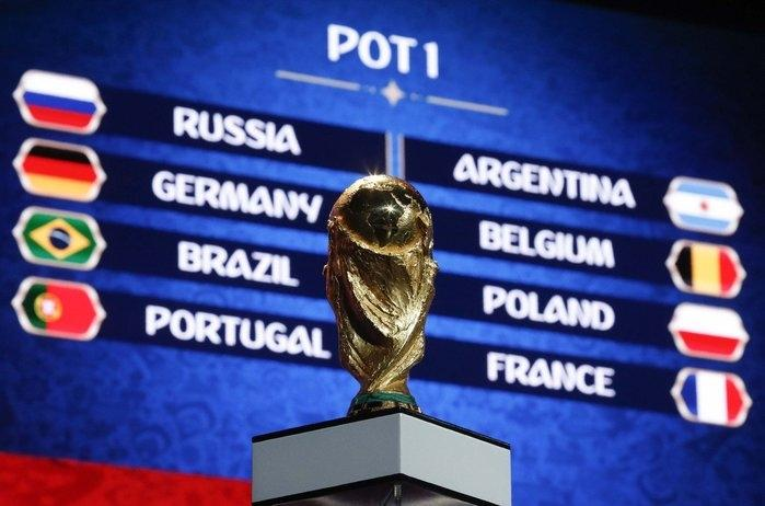 Brasil e Alemanha podem se enfrentar nas oitavas de final (Crédito: Getty)