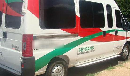Criança de 5 anos morre atropelada por transporte intermunicipal na PI-113