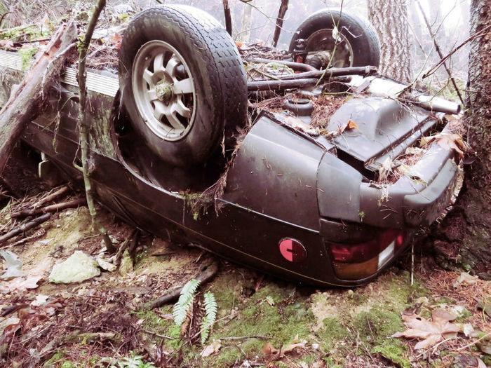 Porsche roubado é encontrado 27 anos depois nos EUA (Crédito: AP)