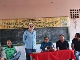 Agricultores de São João da Varjota Recebem Quites de Irrigação