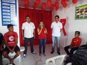 Prefeitura de Esperantina, inicia atividades do dezembro vermelho