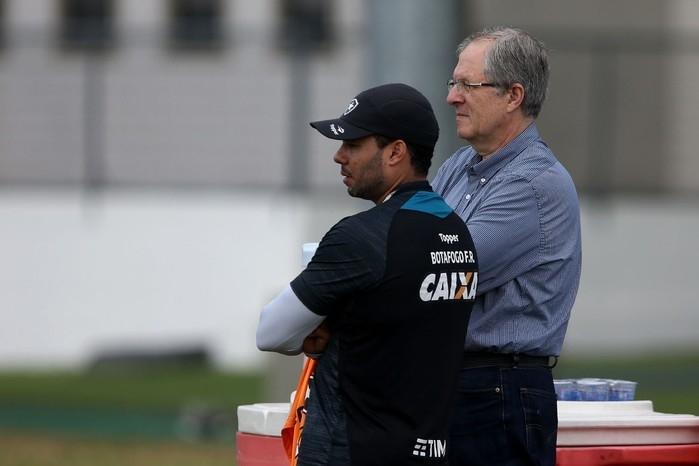 (Crédito: Satiro Sodré/SSPress/Botafogo)