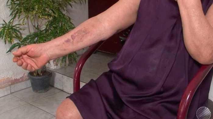 Idosa é espancada e sofre tentativa de estupro na Bahia